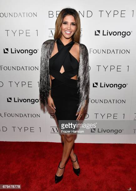 Actress CJ Franco attends the Beyond LA Cocktail Party Benefiting Beyond Type 1 at Avenue LA on May 5 2017 in Hollywood California