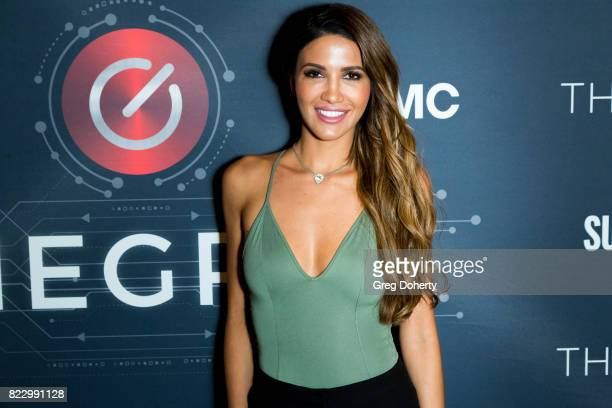 Actress CJ Franco attends TheGrill Special Event With Charlie Collier Of AMC Networks And Special Guest Kevin Smith Presented By TheWrap July 2017 at...