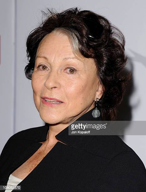 Actress Claire Bloom arrives at the 2011 AFI Awards at The Four Seasons Hotel on January 14 2011 in Beverly Hills California