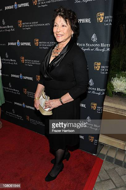 Actress Claire Bloom attends the BAFTA Los Angeles Awards Season Tea in Association with The Four Seasons and Bombay Sapphire at the Four Seasons...