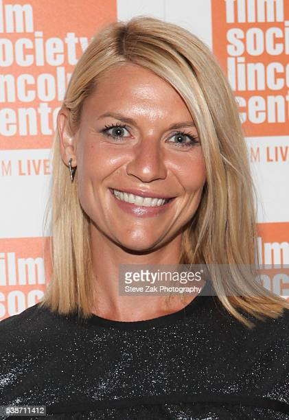 Actress Claire Danes attends An Evening with the Women of 'Homeland' at Walter Reade Theater on June 7 2016 in New York City