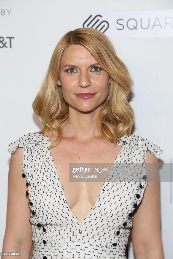 2018 Tribeca Film Festival - Tribeca Talks: Director's Series: Lesli Linka Glatter With Claire Danes
