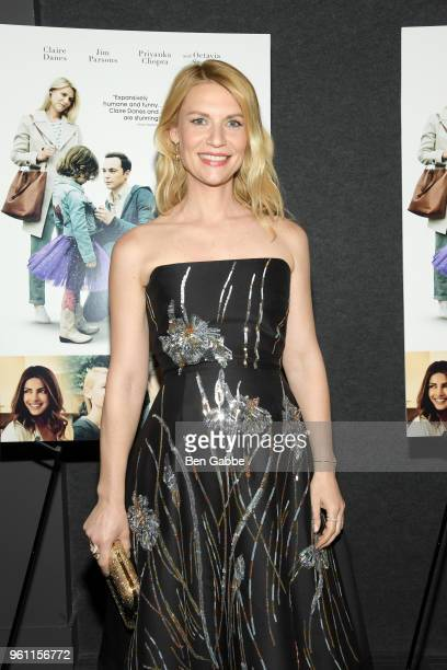 Actress Claire Danes attends the A Kid Like Jake New York Premiere at The Landmark at 57 West on May 21 2018 in New York City
