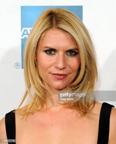 Actress Claire Danes attends the 'Hysteria' Premiere during the 2012 Tribeca Film Festival at the BMCC Tribeca PAC on April 23 2012 in New York City