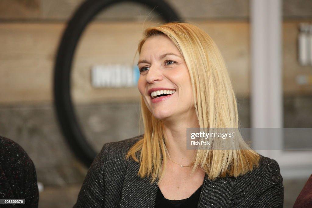 The IMDb Studio At The 2018 Sundance Film Festival - Day 3 : Nachrichtenfoto