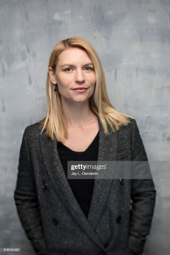 Actress Claire Danes, from the film 'A Kid Like Jake', is photographed for Los Angeles Times on January 21, 2018 in the L.A. Times Studio at Chase Sapphire on Main, during the Sundance Film Festival. PUBLISHED IMAGE.