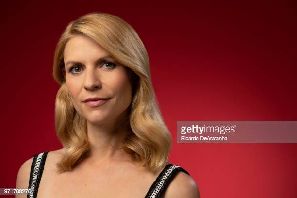 Actress Claire Danes is photographed for Los Angeles Times on May 31, 2018 in Los Angeles, California. PUBLISHED IMAGE. CREDIT MUST READ: Ricardo...