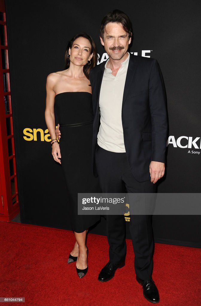"Premiere Screening of Crackle's ""Snatch"" - Arrivals : News Photo"