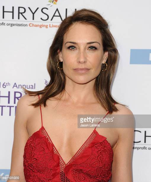 Actress Claire Forlani attends the 16th annual Chrysalis Butterfly Ball on June 3 2017 in Brentwood California