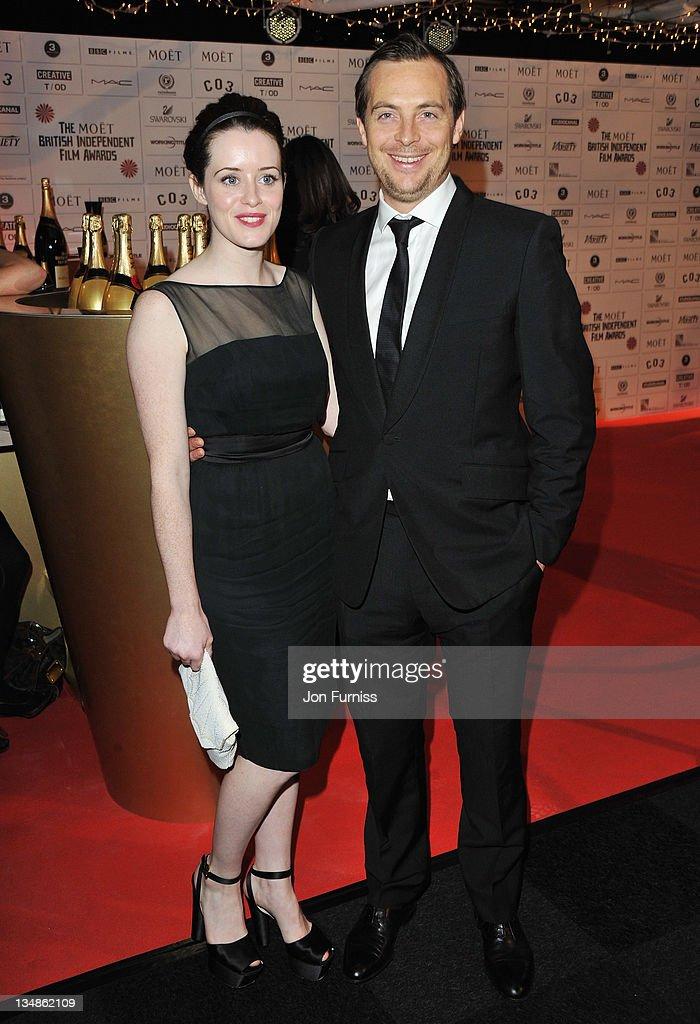 The Moet British Independent Film Awards 2011 - Inside Arrivals : News Photo