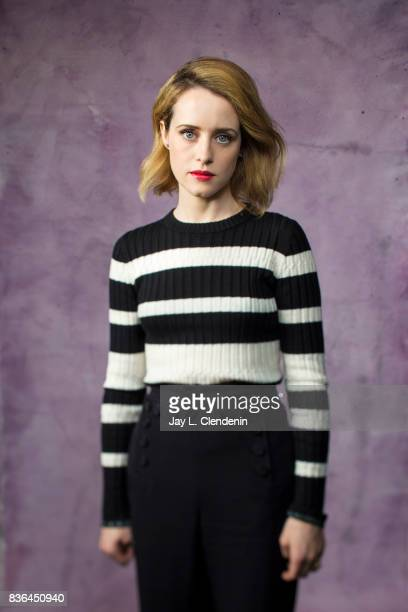 Actress Claire Foy is photographed for Los Angeles Times on May 24 2017 in Los Angeles California PUBLISHED IMAGE CREDIT MUST READ Jay L...