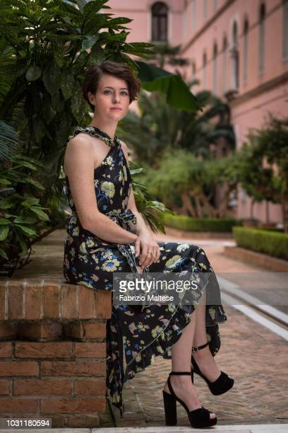 Actress Claire Foy is photographed for The Hollywood Reporter on August 2018 in Venice Italy
