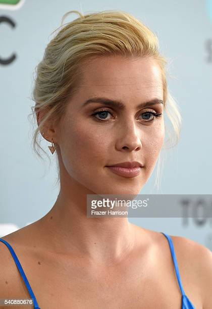 Actress Claire Holt arrives at the Premiere of NBC's Aquarius Season 2 at The Paley Center for Media on June 16 2016 in Beverly Hills California