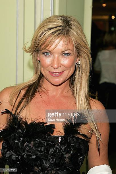 Actress Claire King arrives at the TV Quick and TV Choice Awards at the Dorchester Hotel Park Lane on September 4 2006 in London England The annual...