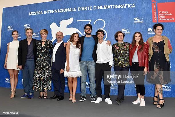 Actress Clara Alonso actress Michela Cescon actor Francesco Colella actor Sergio Pierattini actress Blu Yoshimi director Roan Johnson actor Luigi...