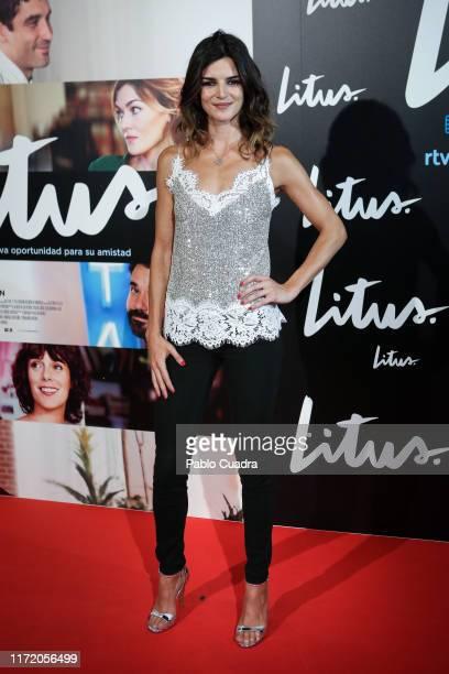 Actress Clara Lago attends the 'Litus' Premiere at Verdi Cinema on September 03 2019 in Madrid Spain