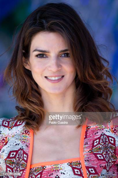 Actress Clara Lago presents 'Project Paradise' by Corona against plastic pollution on June 05 2019 in Madrid Spain
