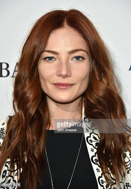 Actress Clara Paget attends the BAFTA Awards Season Tea Party at Four Seasons Hotel Los Angeles at Beverly Hills on January 9 2016 in Los Angeles...