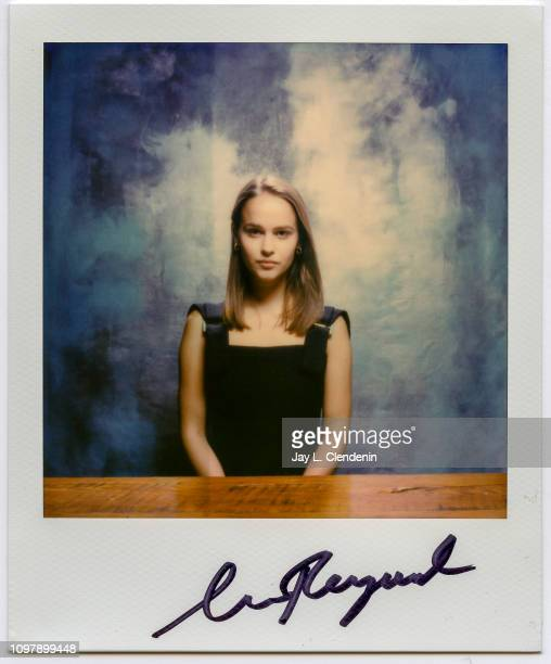 Actress Clara RugaardLarsen from 'Teen Spirit' is photographed for Los Angeles Times on September 8 2018 in Toronto Ontario PUBLISHED IMAGE CREDIT...