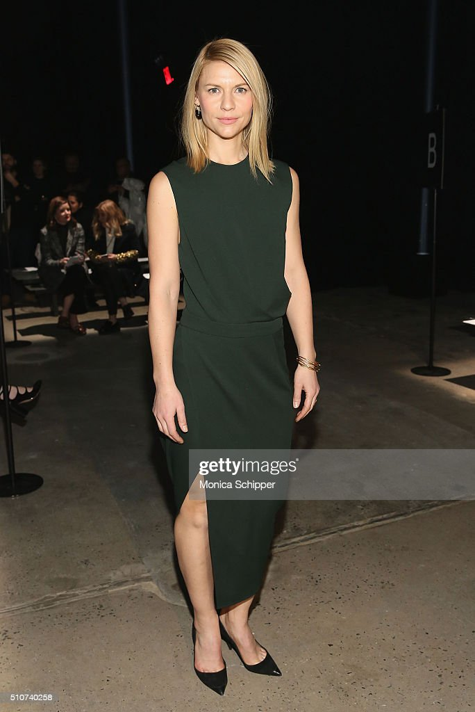 Narciso Rodriguez - Front Row - Fall 2016 New York Fashion Week