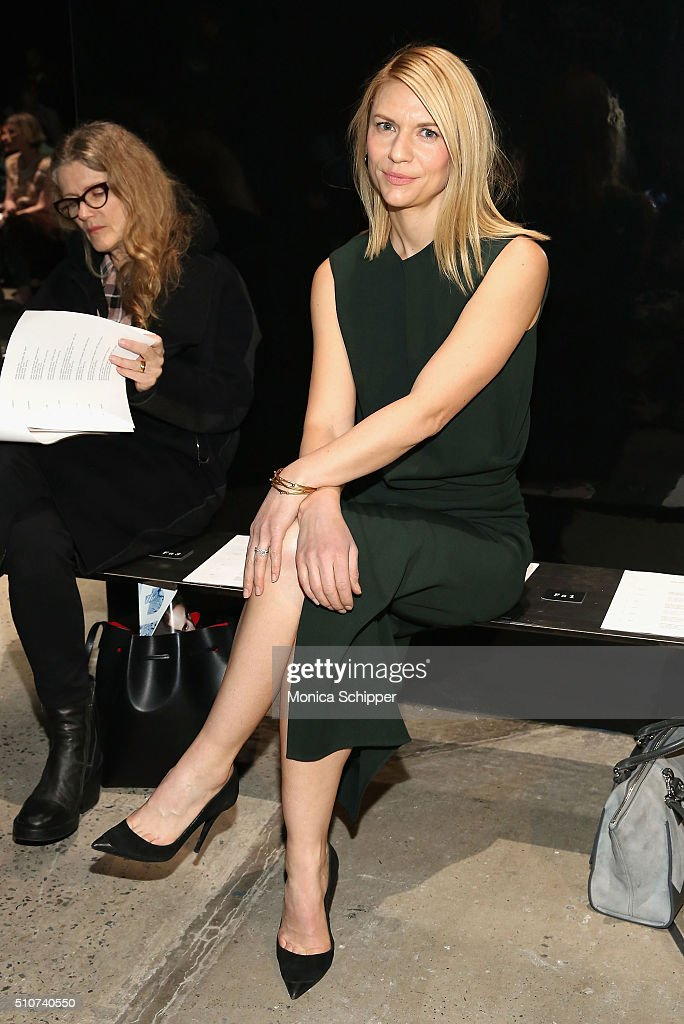Narciso Rodriguez - Front Row - Fall 2016 New York Fashion Week