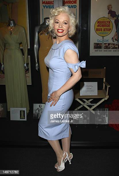 Actress Claudia Kooij attends the Ripley's Believe It Or Not Hollywood grand reopening ribboncutting ceremony heild at Ripley's Believe It Or Not on...