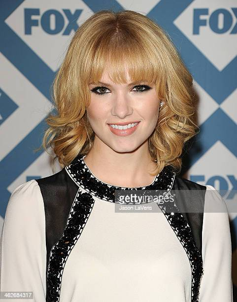 Actress Claudia Lee attends the FOX AllStar 2014 winter TCA party at The Langham Huntington Hotel and Spa on January 13 2014 in Pasadena California