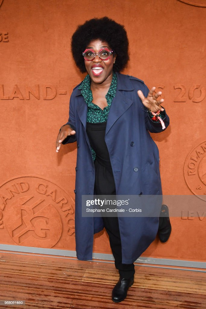 Celebrities At 2018 French Open : Day Ten