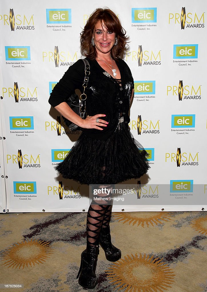 Actress Claudia Wells arrives at the 17th Annual PRISM Awards at the Beverly Hills Hotel on April 25, 2013 in Beverly Hills, California.