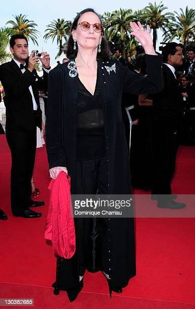 Actress Claudine Auger attends the Up Premiere at the Palais des Festivals during the 62nd Annual Cannes Film Festival on May 13 2009 in Cannes France