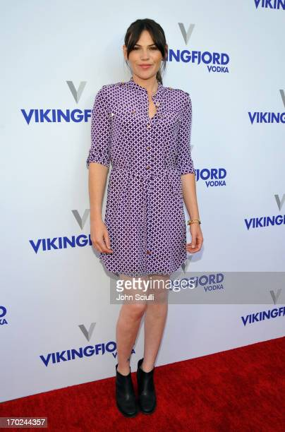 Actress Clea Duvall arrives at the 1st Annual Children Mending Hearts Style Sunday on June 9 2013 in Beverly Hills California