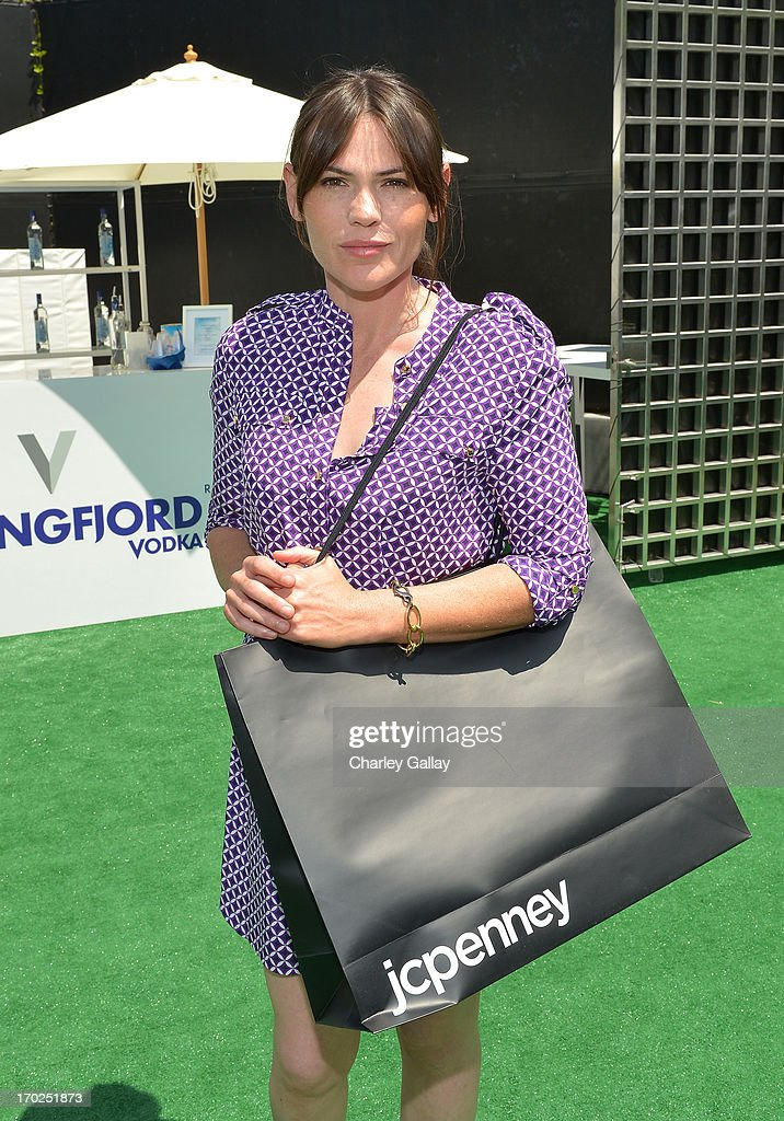 Actress Clea Duvall attends the 1st Annual Children Mending Hearts Style Sunday on June 9, 2013 in Beverly Hills, California.