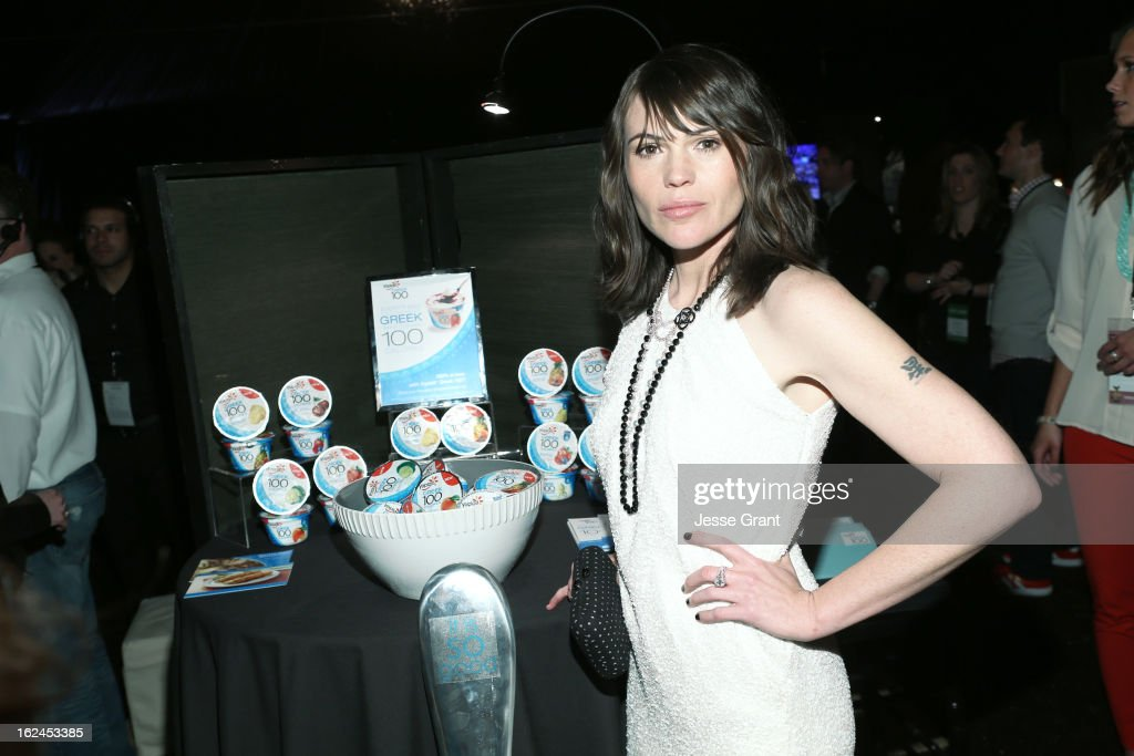 Actress Clea DuVall attends the On3 Official Presenter Gift Lounge during the 2013 Film Independent Spirit Awards at Santa Monica Beach on February 23, 2013 in Santa Monica, California.