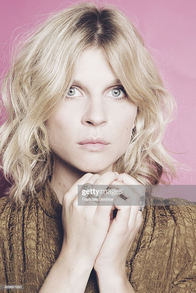 Clemence Poesy, Self Assignment, September 2014