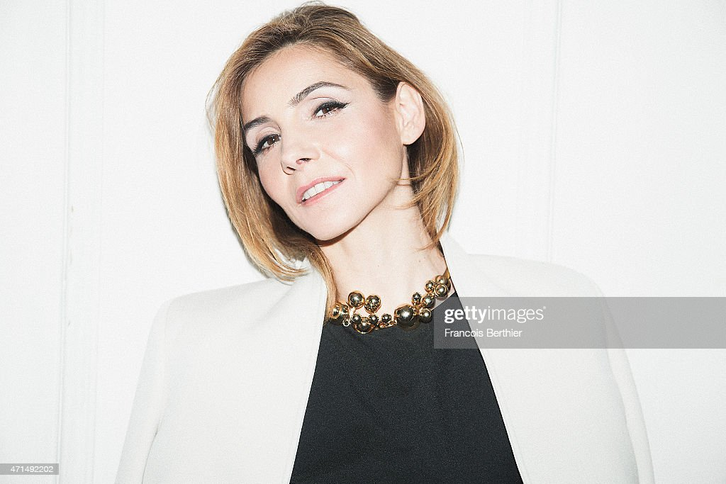 Clotilde Courau, Self Assignment, March 2015