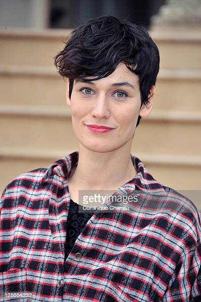 Actress Clotilde Hesme poses at the photocall for 'Angele et Tony' at Hotel Renoir during the Festival of Sarlat on November 11 2010 in Sarlat France