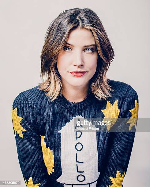 Actress Cobie Smulders is photographed for Variety on February 3 2015 in Park City Utah
