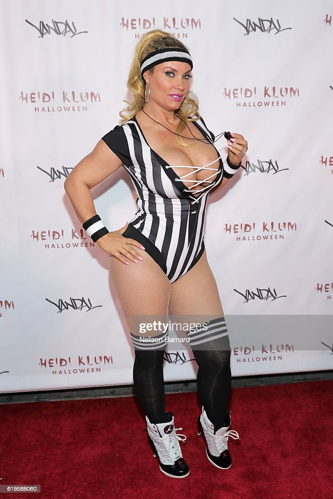 Heidi Klum's 17th Annual Halloween Party sponsored by SVEDKA Vodka ...