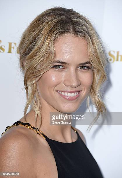 Actress Cody Horn attends the premiere of Lionsgate Premiere's She's Funny That Way at Harmony Gold on August 19 2015 in Los Angeles California