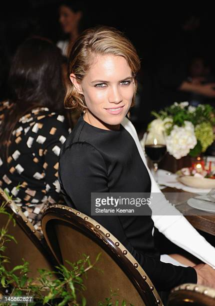 Actress Cody Horn attends the Sundance Institute Benefit presented by Tiffany Co in Los Angeles held at Soho House on June 6 2012 in West Hollywood...