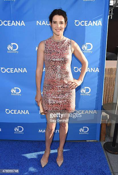 Actress Colbie Smulders attends the 2015 Nautica Oceana City Sea Party at Gansevoort Park Avenue on June 24 2015 in New York City