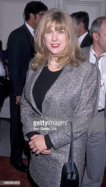 Actress Colleen Camp attending the premiere of 'Love Stinks' on August 11 1999 at Mann Festival Theater in Westwood California