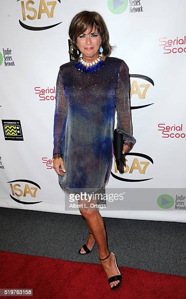 Actress Colleen Zenk arrives at the 7th Annual Indie Series Awards held at El Portal Theatre on April 6 2016 in North Hollywood California