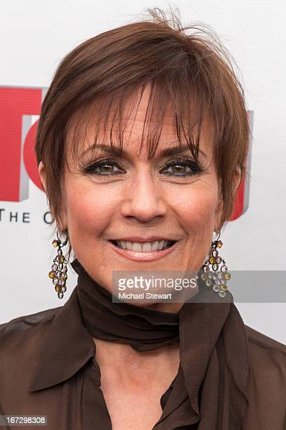 """Actress Colleen Zenk attends the """"All My Children"""" & """"One Life To Live"""" premiere at Jack H. Skirball Center for the Performing Arts on April 23, 2013..."""