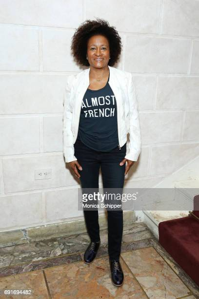 Actress comedian and writer Wanda Sykes attends the 10th Anniversary Films On The Green Opening Cocktail Party at Cultural Services of the French...