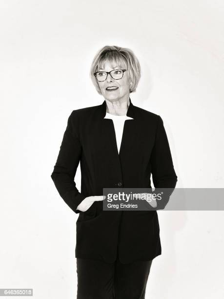 Actress comedian Jane Curtin is photographed on May 4 in New York City