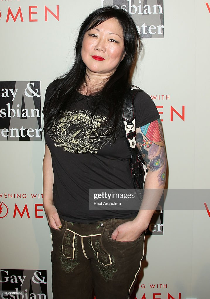 Actress / Comedian Margaret Cho attends the L.A. Gay & Lesbian Center's 2014 An Evening With Women at The Beverly Hilton Hotel on May 10, 2014 in Beverly Hills, California.
