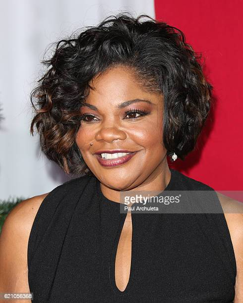 Actress / Comedian Mo'Nique attends the premiere of 'Almost Christmas' at Regency Village Theatre on November 3 2016 in Westwood California