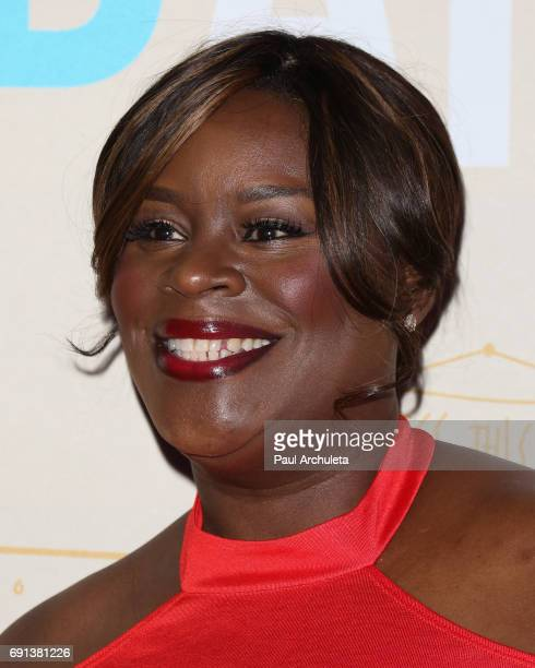 Actress / Comedian Retta attends the premiere of IFC Films' 'Band Aid' at The Theatre at The Ace Hotel on May 30 2017 in Los Angeles California