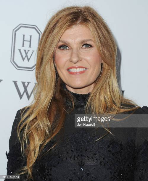 Actress Connie Britton arrives at amfAR Los Angeles 2017 at Ron Burkleâs Green Acres Estate on October 13, 2017 in Beverly Hills, Californi